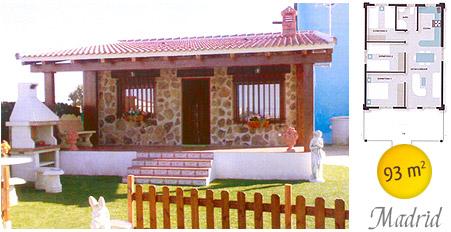 Home aqualba - Casas prefabricadas madrid ...